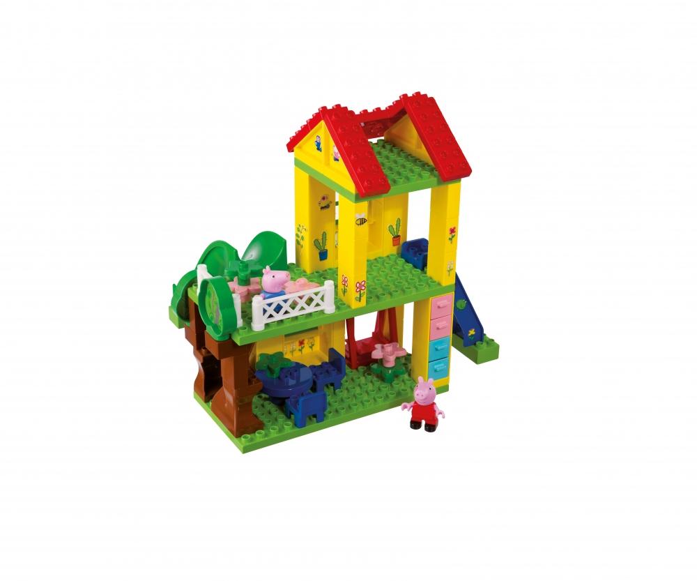 Big BIG Bloxx Peppa Pig Play House