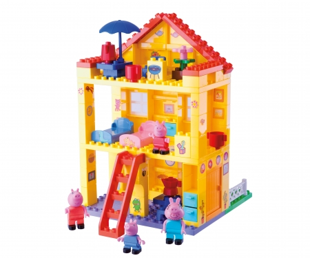 big PlayBIG loxx Peppa Pig Peppas House