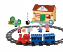 big PlayBIG Bloxx Peppa Pig Train Station