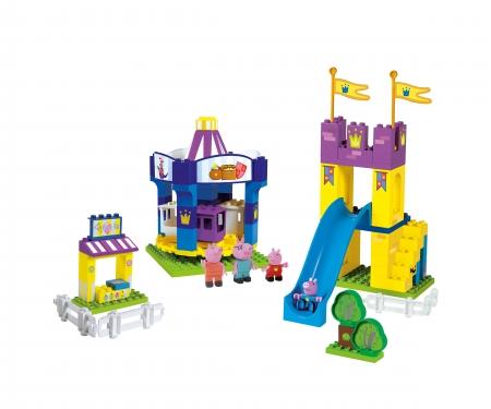 big PlayBIG Bloxx Peppa Fun Park
