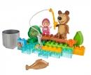 big PlayBIG Bloxx Masha and the Bear - Go Fishing