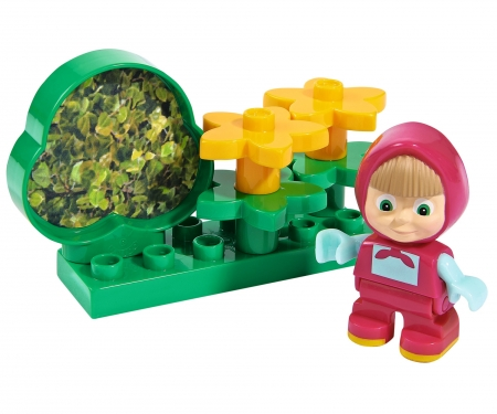 big PlayBIG Bloxx Masha and the Bear - Starter Sets