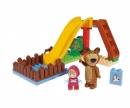 big PlayBIG Bloxx Masha and the Bear - Pool Fun