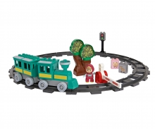 big PlayBIG Bloxx Masha and the Bear - Train Fun