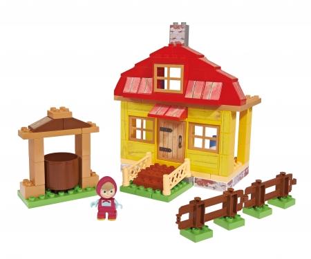 big PlayBIG Bloxx Masha and the Bear - Masha's House
