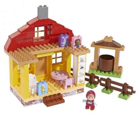 big PlayBIG Bloxx Masha and the Bear - Masha's House
