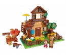 big PlayBIG Bloxx Masha and the Bear - Bear's House