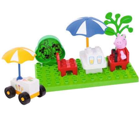 big PlayBIG Bloxx peppa Pig Basic Sets