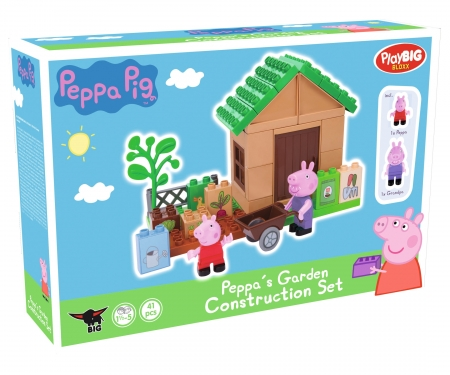 big PlayBIG BLOXX Peppa Peppa's Garden