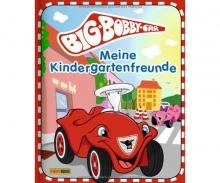 big Panini - BIG-Bobby-Car Freundebuch