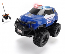DICKIE Toys RC Police Offroader, RTR