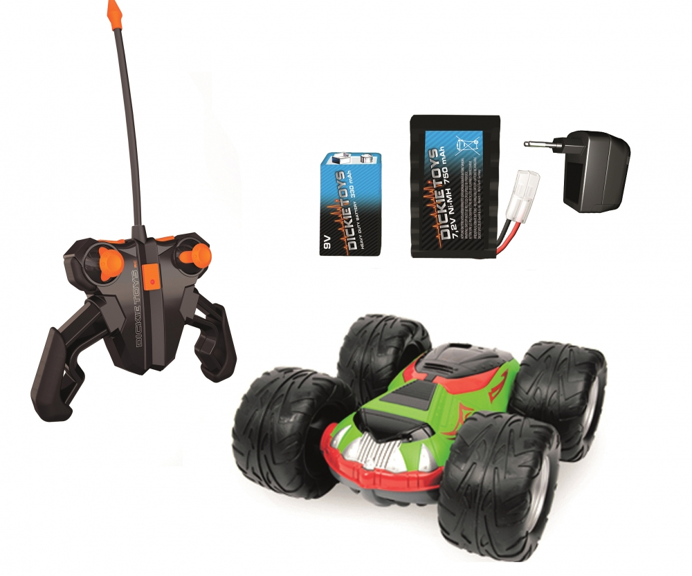 The Wild Toys : Rc wild flippy rtr action brands products