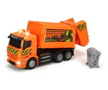DICKIE Toys RC Mercedes-Benz Antos Garbage Truck, RTR