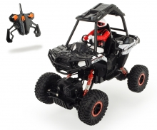 DICKIE Toys RC Polaris ACE Sportsman Rock Crawler, RTR