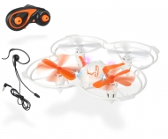 DICKIE Toys RC Voice Quadrocopter
