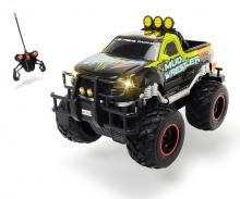 DICKIE Toys RC Ford F150 Lightning SVT - Mud Wrestler, RTR