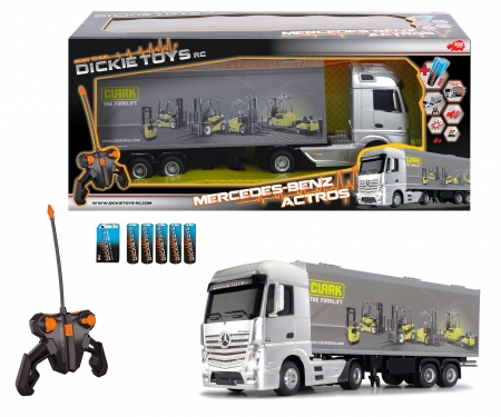 DICKIE Toys RC Mercedes-Benz Actros, RTR