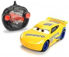 DICKIE Toys RC Cars 3 Turbo Racer Cruz Ramirez 1:24