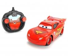 DICKIE Toys RC Cars 2 Turbo Racer Lightning McQueen 1:24