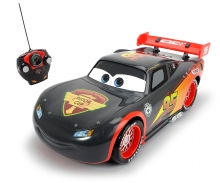 DICKIE Toys RC Carbon Turbo Drifting Lightning McQueen