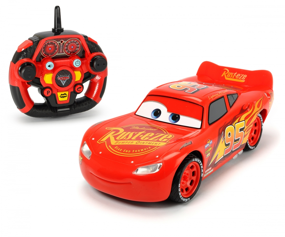 dickie toys rc cars 3 ultimate lightning mcqueen - Mcqueen Flash Mcqueen