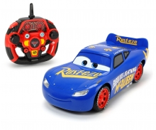 DICKIE Toys RC Cars 3 Fabulous Lightning McQueen 1:16