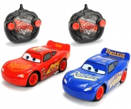 DICKIE Toys RC Cars 3 Twin Pack Lightning McQueen 1:24