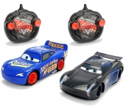 DICKIE Toys RC Cars 3 Twin Pack LMQ + Jackson Storm
