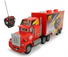 DICKIE Toys RC Carbon Turbo Mack Truck