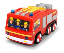 DICKIE Toys Fireman Sam Super Tech Jupiter