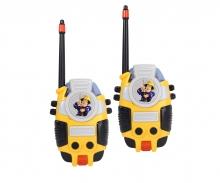 DICKIE Toys Walkie Talkie Fireman Sam