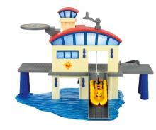 DICKIE Toys Fireman Sam Ocean Rescue Set
