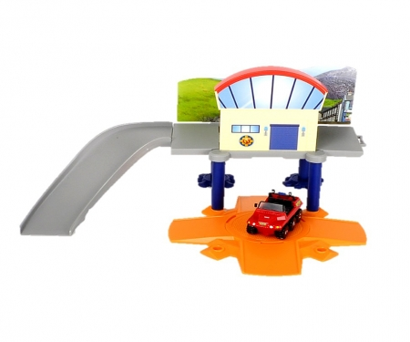 DICKIE Toys Fireman Sam Mini Rescue Set