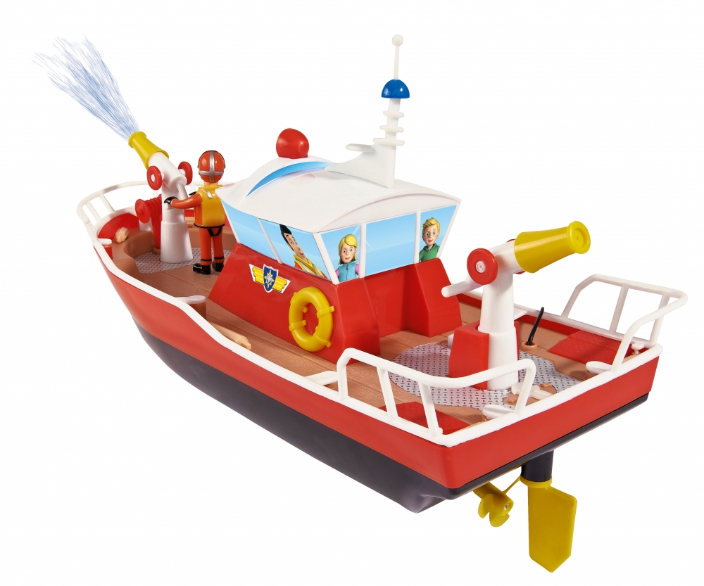 rc fire boats with Rc Feuerwehrmann Sam Titan 203099621 on Showthread besides Typeviic also Watch additionally DIECAST 20MASTERS85932 also Toy Boats For Kids.