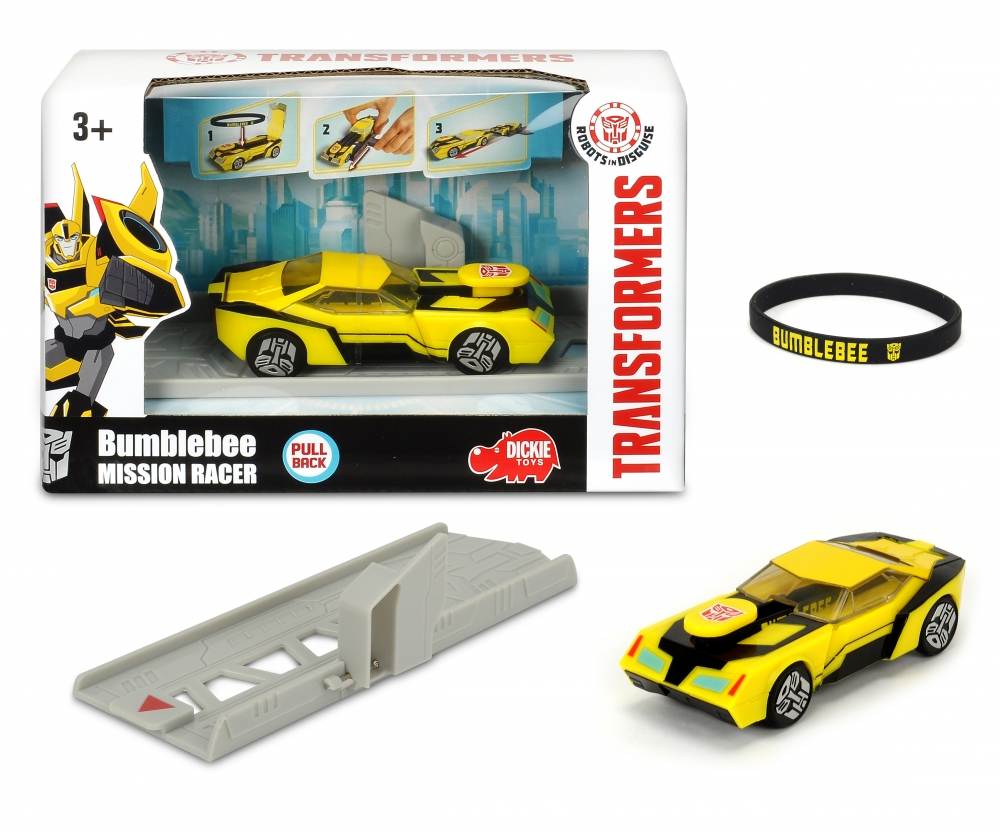 Bumblebee Car From Transformers