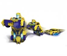 DICKIE Toys Robot Warrior Bumblebee