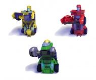DICKIE Toys Robot Warrior