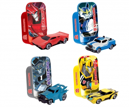 DICKIE Toys Transformers Tin Box Set