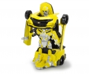 DICKIE Toys Transformers The Last Knight Robot Fighter Bumblebee