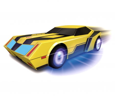 DICKIE Toys Transformers RC Turbo Racer Bumblebee