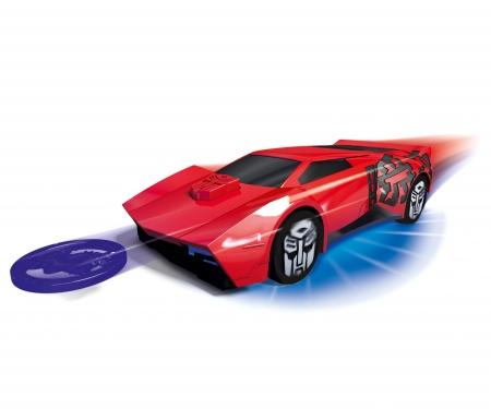 DICKIE Toys Transformers Mini-Con Deployer Sideswipe