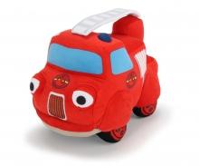 DICKIE Toys Helden der Stadt Plüschauto Fiona Feuerwehr