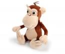 DICKIE Toys Helden der Stadt Plüsch Affe