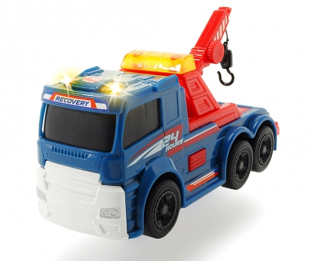 Tow Truck Mini Action Series Action Series Brands