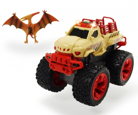 DICKIE Toys Dino Chaser