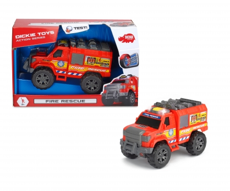 DICKIE Toys Fire Rescue