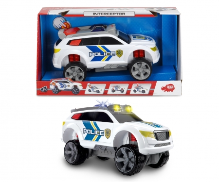 DICKIE Toys Interceptor
