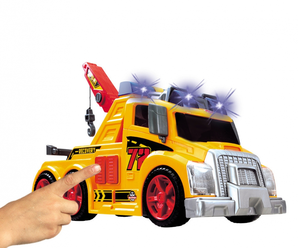 Tow Trucks in Action Dickie Toys Tow Truck