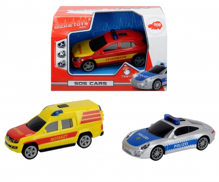 DICKIE Toys S.O.S. Cars