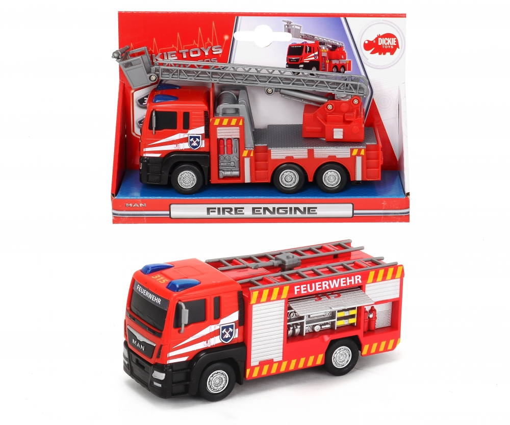 MAN Fire Engine - SOS - Brands - 472.6KB